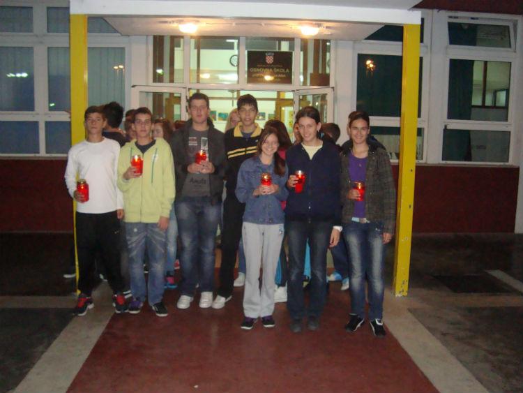 Svijeće za Vukovar