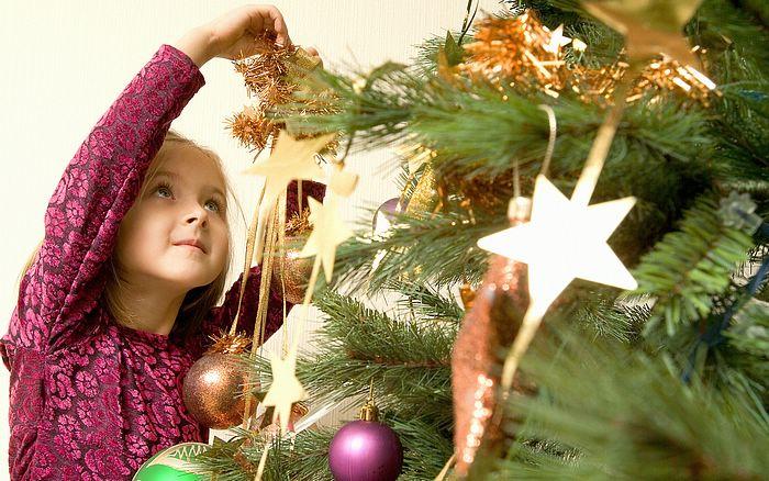 Božić u obitelji