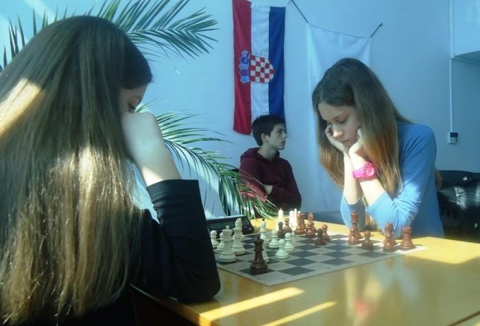 Županijsko natjecanje iz šaha