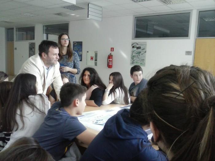 Posjet FESB-u prilikom projektnog dana