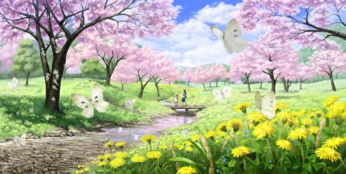 Proljetni dan