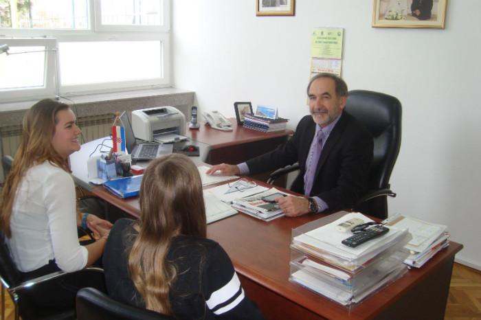 Intervju s ravnateljom Petrom Mustapićem