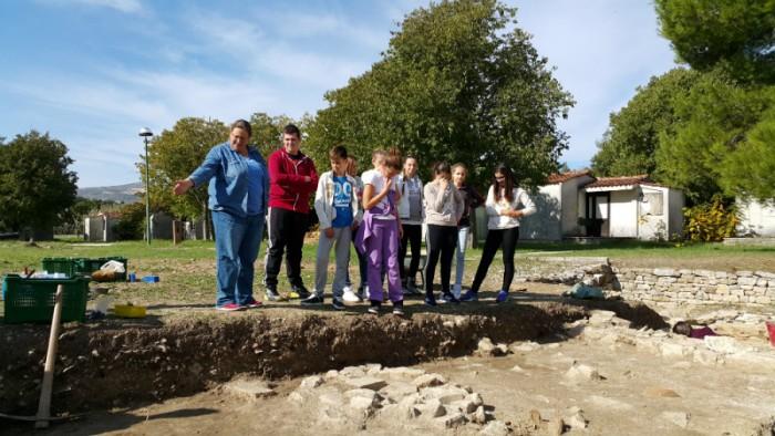 Posjet arheološkom lokalitetu Sikuli