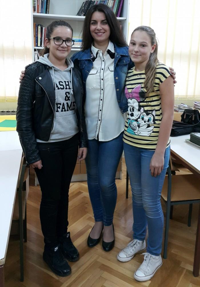 Razgovor s nastavnicom Ivonom Šitin
