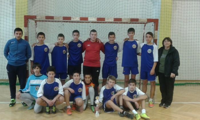 Gradsko natjecanje u nogometu – naši nogometaši prvi!