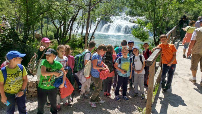 Izlet u Nacionalni park Krka