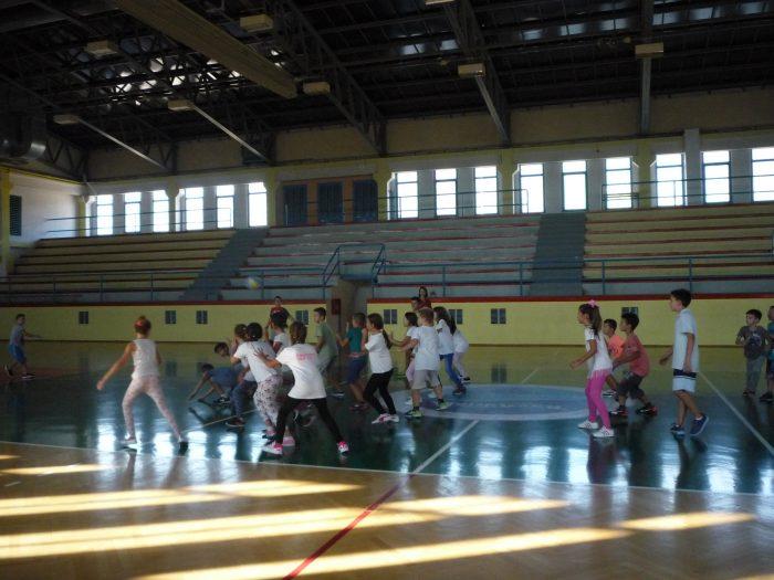 Europski školski sportski dan, 30. 9. 2016.