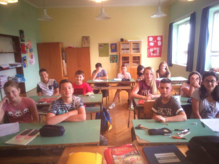 Posjet područnoj školi u Prgometu