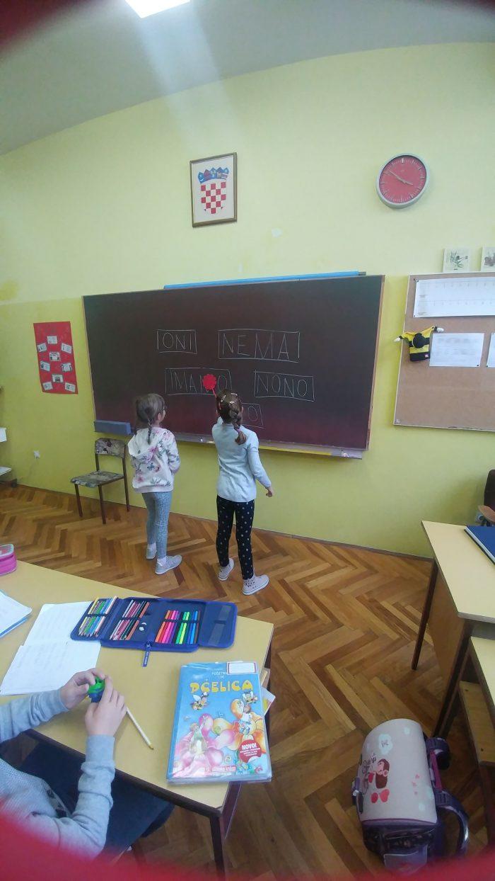 Rječomlat – 1.a razred