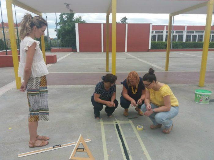 SUNČANI SAT – školski projekt