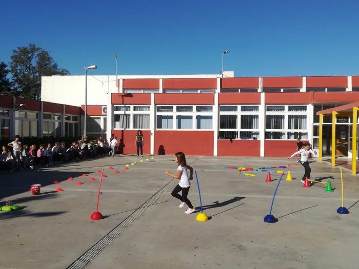Obilježavanje školskog sportskog dana u 2018. g.
