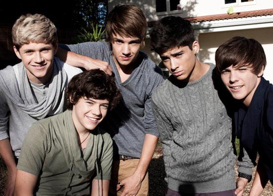One Direction: band koji je osvojio cijeli svijet