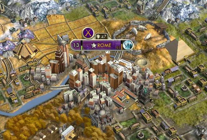 Igre: Sid Meier's Civilization 5