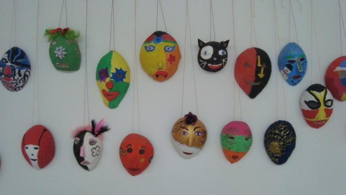 Maske u našoj školi